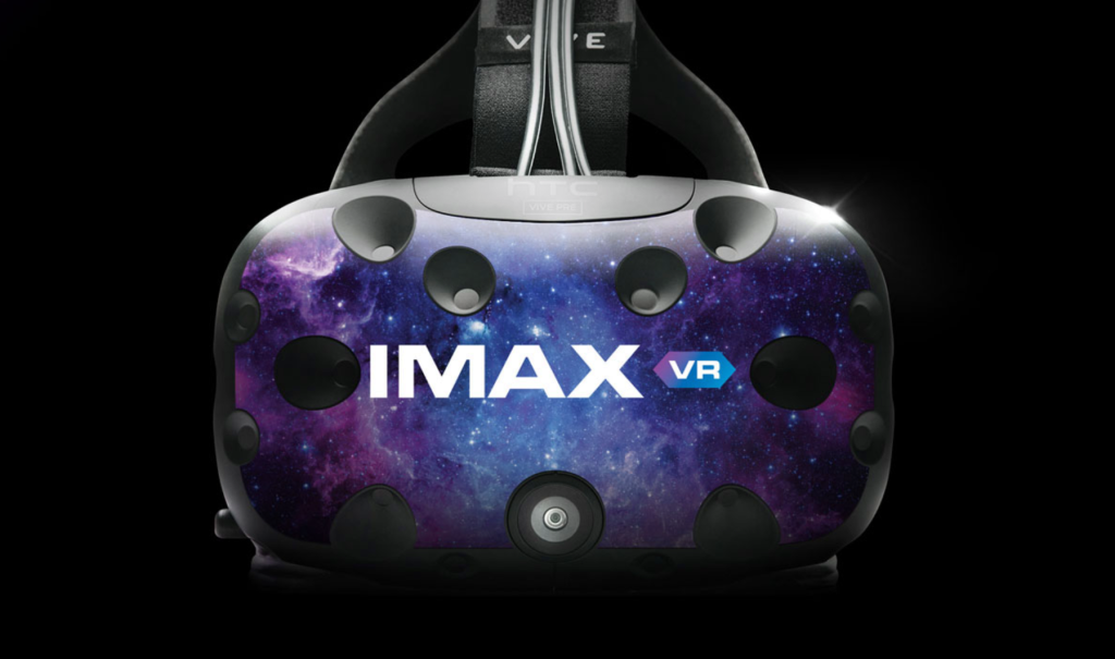 IMAX To Shut Down Its VR Arcade Business Early Next Year