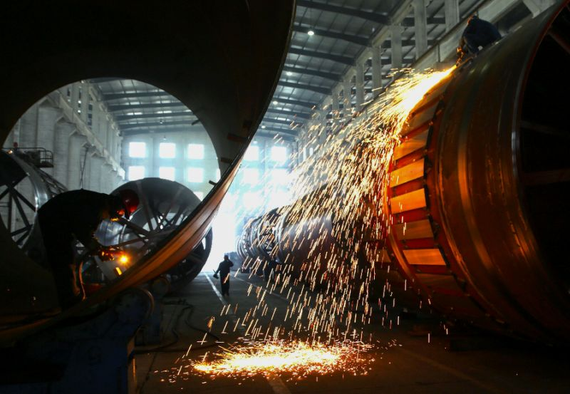 2019 Starts With Weak Chinese Manufacturing Data And Weak Global Markets
