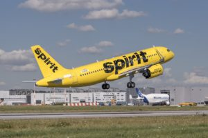Spirit Airline Thrills Investors